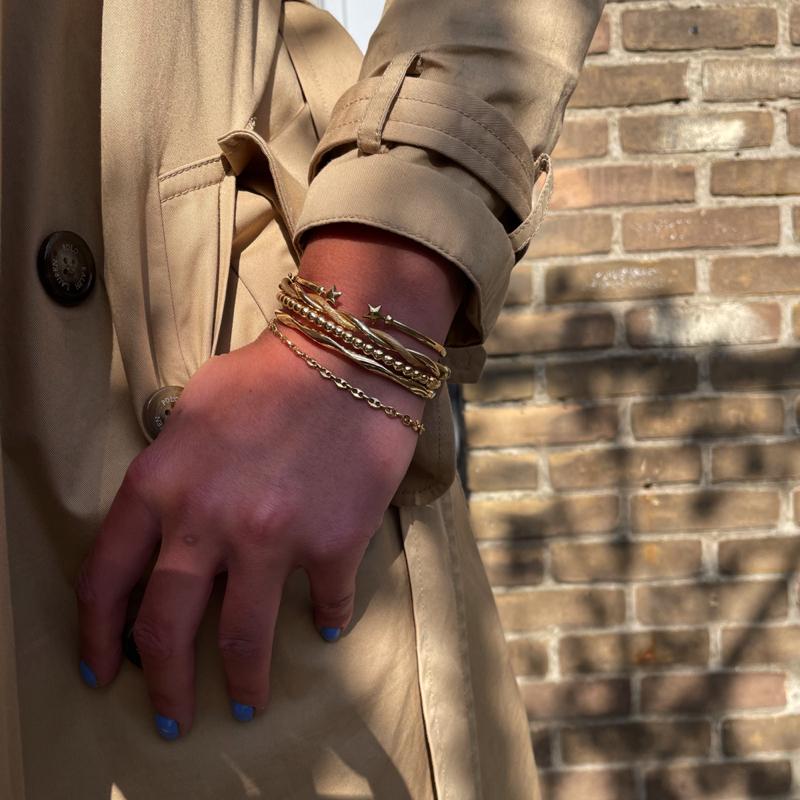 gouden armbanden dames