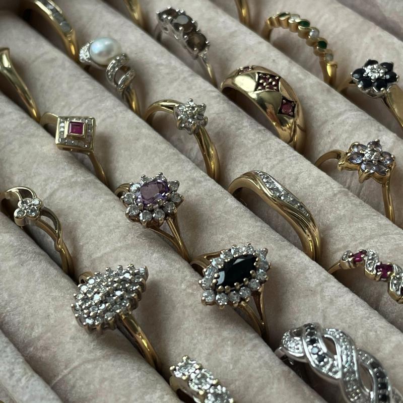 vintage ringen webshop