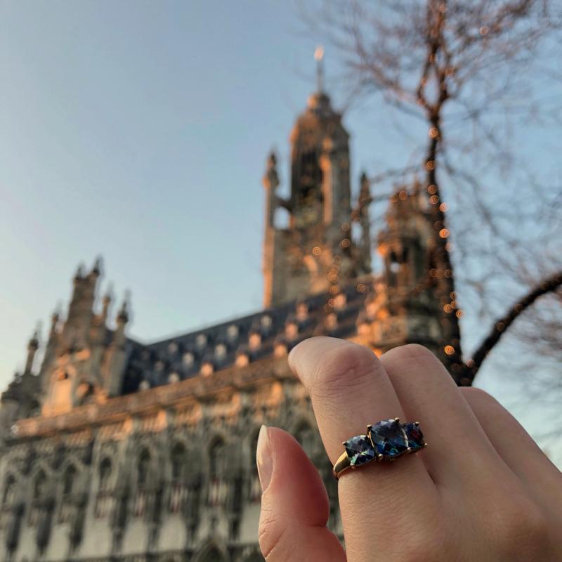 vintage ringen in middelburg