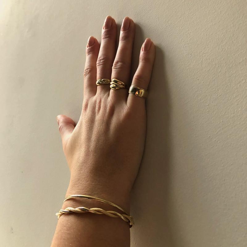 ring van echt goud shop